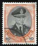 Король Bhumibol Adulyadej Стоковые Фотографии RF