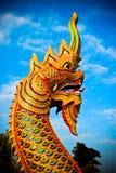 Король Nagas стоковое фото