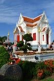Король Naresuan большая святыня Стоковое Фото