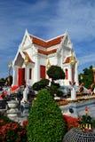 Король Naresuan большая святыня Стоковые Фото