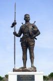 Король Naresuan большой Стоковые Изображения RF
