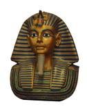 Король Tutankhamun Стоковые Фото