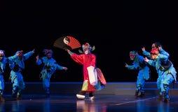 """Король Zhong Kui призрака - павильон пиона--мечты opera""""four Цзянси  linchuan†Стоковые Изображения"""