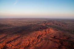 короля каньона Австралии Стоковые Изображения