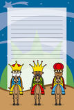 короля 3 Стоковое Фото