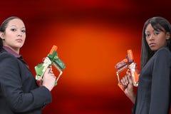 корпоративная бирка лазера 04 Стоковые Изображения RF