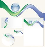корпоративная конструкция Стоковое Изображение RF