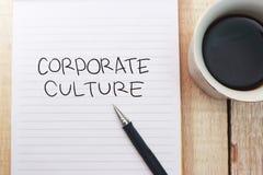 Корпоративная культура, мотивационная концепция цитат слов дела стоковые фото