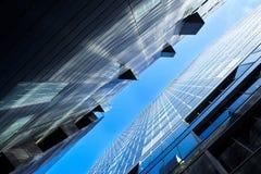 Корпоративное здание Стоковые Фото
