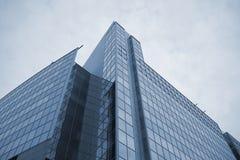 Корпоративное здание в городе Стоковая Фотография