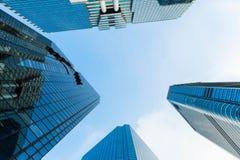 Корпоративное здание Стоковая Фотография RF