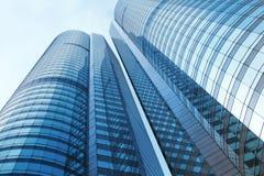 Корпоративное здание Стоковые Изображения