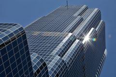 Корпоративное офисное здание Стоковые Фото