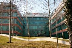 Корпоративное офисное здание Стоковая Фотография RF