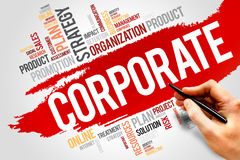 корпоративно стоковое фото rf