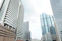 Корпоративные здания Стоковое Изображение