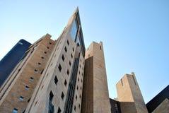 Корпоративные здания Стоковое фото RF