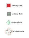 корпоративный логос Стоковая Фотография