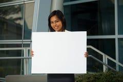 корпоративный милый профессионал плаката h фронта стоковые изображения