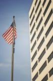 Корпоративный флаг Стоковые Фото