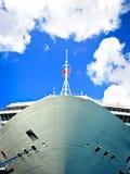 Корпус туристического судна Стоковое Фото