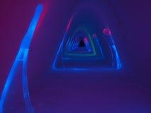 Корридор гостиницы льда Стоковая Фотография RF