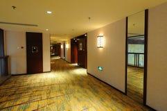 Корридор гостиницы Стоковая Фотография RF