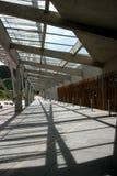 корридор зданий парламентский Стоковое Изображение RF