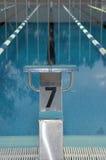 корридор 7 Стоковое фото RF