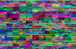Коррумпированный файл 20 цифров стоковые изображения