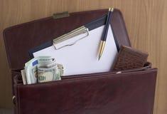 Коррупция и взяточничество стоковое изображение rf