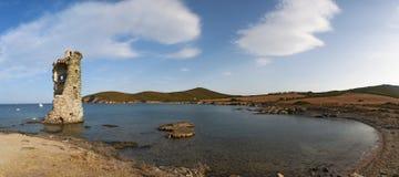 Корсика, Corse, крышка Corse, верхнее Corse, Франция, Европа, остров Стоковое Фото