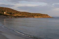 Корсика, Corse, крышка Corse, верхнее Corse, Франция, Европа, остров стоковая фотография