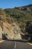 Корсика, Corse, крышка Corse, верхнее Corse, Франция, Европа, остров Стоковые Изображения