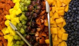Косичка плодоовощ радуги стоковые фотографии rf