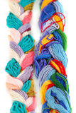 косичка цвета Стоковые Фотографии RF