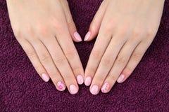 Косметика ногтей стоковые фотографии rf