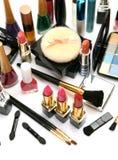 косметики декоративные Стоковая Фотография RF