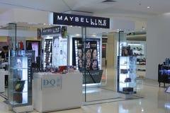 Косметики Maybelline противопоставляют Стоковое Изображение RF