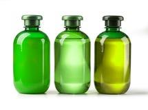 3 косметических бутылки Стоковые Фотографии RF