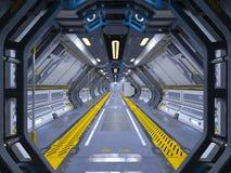 Космическая станция стоковое фото rf