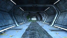 Космическая станция стоковое изображение