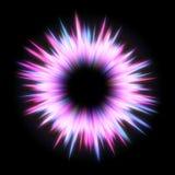 космический взрыв Стоковое фото RF
