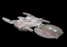 космический корабль Стоковая Фотография