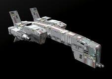 космический корабль Стоковое Изображение