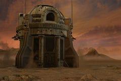 Космический корабль Стоковые Фото