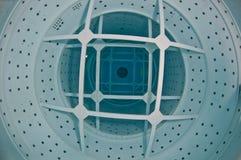 Космический корабль внутрь Стоковая Фотография