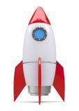 Космический корабль Ракеты Стоковая Фотография