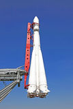 космический корабль vostok Стоковое Фото