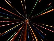 космический ливень иллюстрация штока